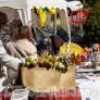 Foto Gallery: Porte : Fioriovunque e mercatino
