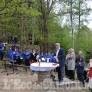 Foto Gallery: Cantalupa: Commemorazione  ai caduti alla baita di S. Martino