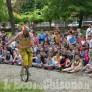 Foto Gallery: Pinerolo: Bambini in festa a villa Prever