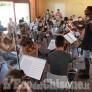 Foto Gallery: A Cantalupa è arrivata l'Orchestra per la Pace Pequenas Huellas