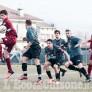 Foto Gallery: Calcio 1ª cat.: Pinasca-Perosa