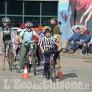 Foto Gallery: Pinerolo: scuola di ciclismo al palaghiaccio