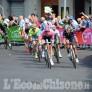 Foto Gallery: Pinerolo Giro d'Italia scatti fotografici in corso Torino