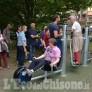 Foto Gallery: Pinerolo un percorso benessere in piazza d'Armi