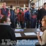 Foto Gallery: Alluvione a Perosa Argentina: tantissimi volontari al lavoro