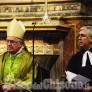 Foto Gallery: Pinerolo. Settimana di preghiera per l'unità dei Cristiani : Pastore e Vescovo insieme