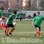 Foto Gallery: Calcio prima categoria: Airasca passa a Borgaretto