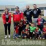 Foto Gallery: Vinovo: A Garino presenta le squadre della polisportiva