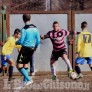 Foto Gallery: Calcio Seconda categoria: pari ad occhiali a Nichelino