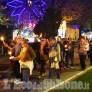 Foto Gallery: Pinerolo, fiaccolata per la Pace