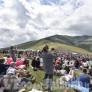 Foto Gallery: Il concerto di Ferragosto con vista sul Monviso