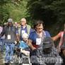 """Foto Gallery: Luserna San Giovanni: la """"Spizzica e cammina"""" per l'Alzheimer"""