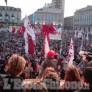 Foto Gallery: Manifestazione No Tav a Torino: piazza Castello gremita