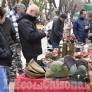Foto Gallery: Pinerolo, il mercatino delle robe vecchie