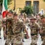 Foto Gallery: Pinerolo :Cerimonia per il rinnovo del Drappo della Bandiera e Festa del 3°Alpini