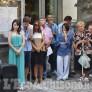 Foto Gallery: Pinerolo non dimentica il tragico crollo di Genova
