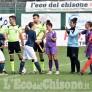 Foto Gallery: Calcio donne serie C: Pinerolo crolla in casa