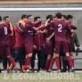 Foto Gallery: Calcio: Saluzzo non si ferma più e inguaia Moretta