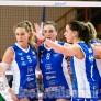 Foto Gallery: Volley ancora una vittoria per Eurospin Ford Sara Pinerolo