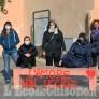 """Foto Gallery: None: """"L'amore non uccide"""", l'iniziativa delle donne nonesi in piazza Donatori di Sangue"""