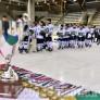 Foto Gallery: Hockey ghiaccio Under 13 Pinerolo Scudetto vuol dire rampa di lancio