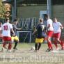 Calcio Seconda categoria: 2-2 spettacolare a Nichelino