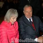Foto Gallery: La visita del Presidente del Senato a Cumiana