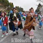 Foto Gallery: Carnevale: Roletto ha aperto le danze
