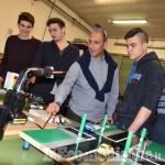 Foto Gallery: Pinerolo: L'istituto Alberti Porro apre le sue aule