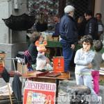 Foto Gallery: Il mercatino delle pulci domenica 26 a Pinerolo