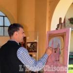 """Foto Gallery: """"Disegna Roletto"""": le opere esposte in sala Consiglio"""