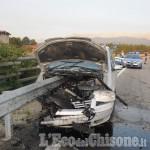 Foto Gallery: Incredibili immagini, giovedì 23, tra Pinerolo e Buriasco