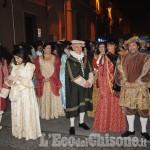 Foto Gallery: Mille figuranti e Gipo Farassino per la 12ª Maschera di ferro domenica 3 a Pinerolo
