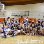 Foto Gallery: Volley: l'Eurospin Pinerolo vince nettamente ed è ad un passo dalla serie A2