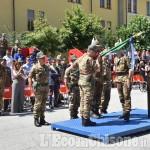 Foto Gallery: Pinerolo, nuovo comandante al 3º Alpini