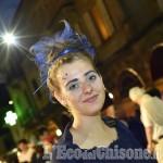 Foto Gallery: Luserna San Giovanni: rosso di sera alla Mezza notte blu