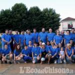 """Foto Gallery: Osasio: oltre 350 persone alla tradizionale """"Cena in blu"""""""