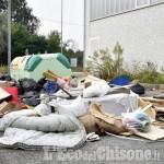 Foto Gallery: Cumiana, discarica in Strada Villar Basso