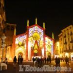 Foto Gallery: Pinerolo si è accesa, arriva il Natale