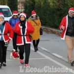 Foto Gallery: Vinovo: la corsa dei Babbi Natale