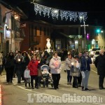 Foto Gallery: Virle: la suggestiva fiaccolata dell'Immacolata