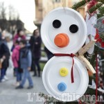 Foto Gallery: A Luserna i bimbi addobbano l'Albero di Natale
