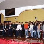 Foto Gallery: All'Accademia di Musica di Pinerolo, la consegna delle borse di studio del Rotary Club Pinerolo