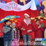 Frossasco: Babbo Natale in piazza
