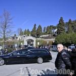 Foto Gallery: Villar Perosa: le fotografie dell'ultimo saluto a Marella Caracciolo Agnelli