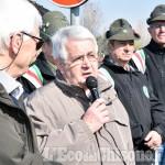 Foto Gallery: Pinerolo: L'Anpi Commemora i fucilati di Ponte Chisone