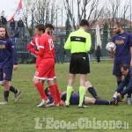 Foto Gallery: Calcio Seconda categoria: Cumiana passa a Candiolo