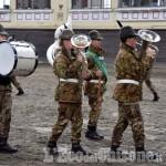 Foto Gallery: Pinerolo: La Fanfara della Brigata Alpina alla Cavalerizza