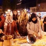 Foto Gallery: Pinerolo, Iftar in piazza: la comunità islamica si apre alla città
