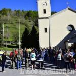Foto Gallery: Alpini in marcia da Pragelato a Sestriere